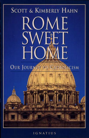 Rome Sweet Home is the conversion story of Scott and Kimberly Hahn. Learn the joys and struggles faced by two devout Protestants as they each converted to Catholicism.