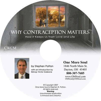 Practically speaking, widespread use of contraception has led directly to massive increases of divorce and abortion. Personal union and yearning for fertility are written physically into the structure of sexual relations, and shutting down one of these aspects hurts the whole relationship.There are practical, workable steps we can take to regain the overflowing life that God desires for us.