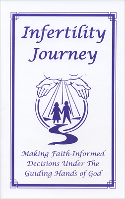 This VERY helpful booklet was written for couples struggling with infertility by a couple who intimately experienced the pain of infertility themselves. It is practical, empathetic, and full of solid advice for dealing with infertility both spiritually and emotionally. It also includes and explains  the Catholic Church's guidelines for  treating infertility.
