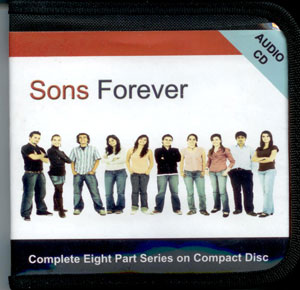 "Eight talks on CD supporting the "" Sons Forever"" sexuality education program. For sons; also available on DVD."