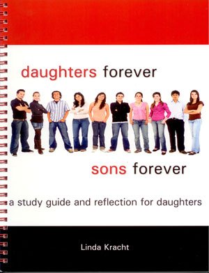 "Study guide for a young woman following the ""Daughters Forever, Sons Forever"" program, including assignments for reading and listening to talks, content and reflection questions, and a variety of ways to start discussing the material with one's mother."